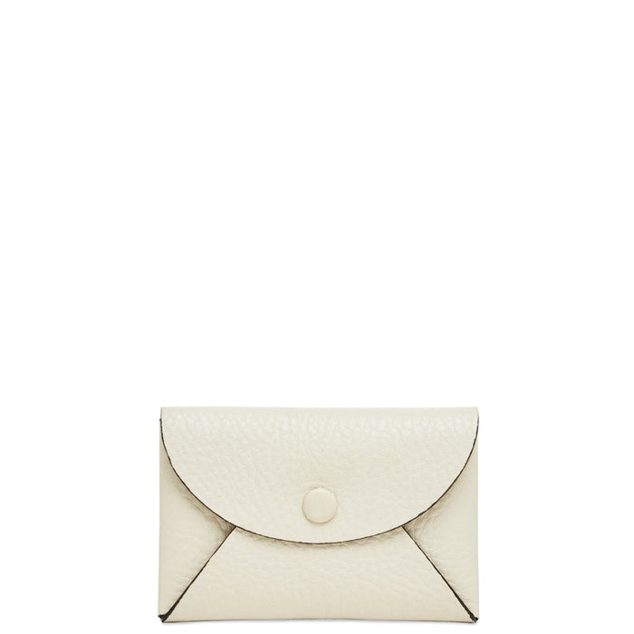 Envelope Card Case - Creme - OAD NEW YORK