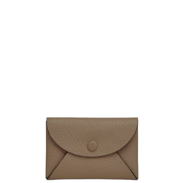 Envelope Card Case - Porcini - OAD NEW YORK