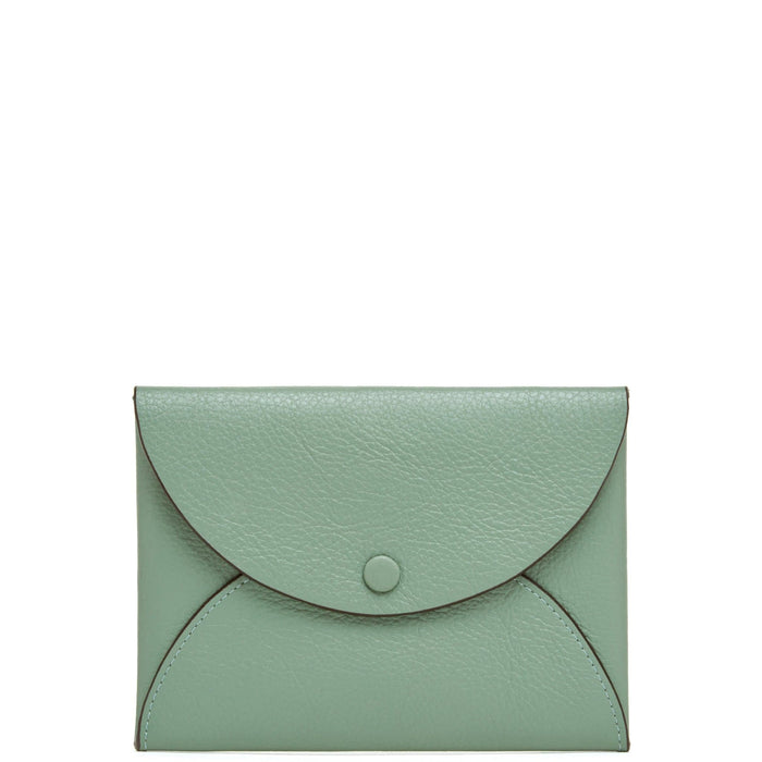 Envelope Wallet Clutch - Celadon - OAD NEW YORK