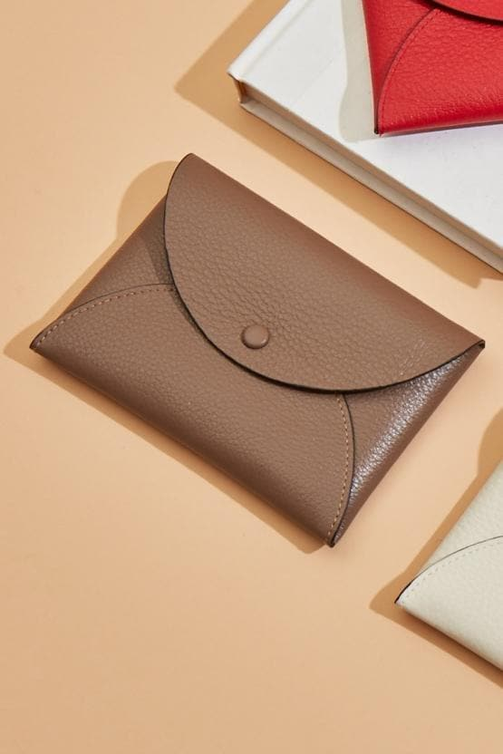 Envelope Wallet Clutch - Porcini - OAD NEW YORK
