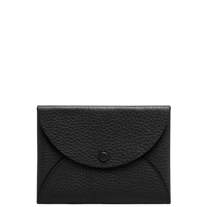 Envelope Wallet Clutch - True Black - OAD NEW YORK