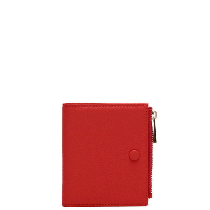 Everywhere Mini Wallet - Classic Red - OAD NEW YORK
