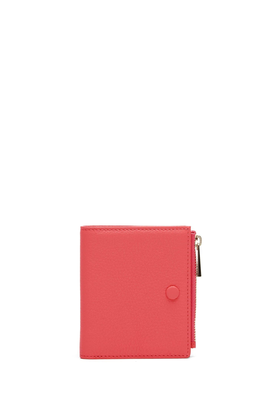 Everywhere Mini Wallet - Poppy - OAD NEW YORK