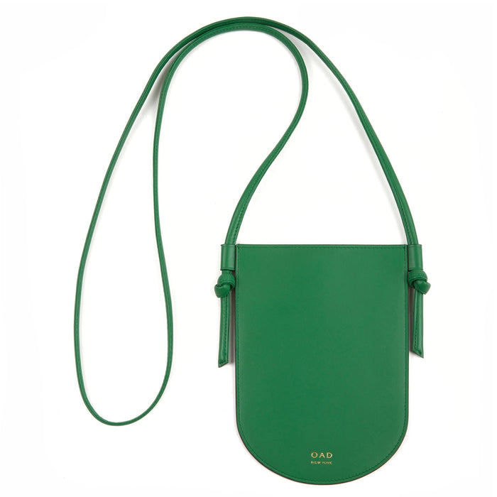 Isla Phone Sling - Kelly Green - OAD NEW YORK