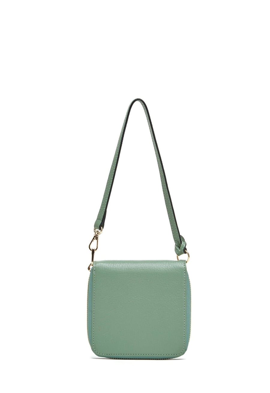 Mimi Wallet - Celadon - OAD NEW YORK