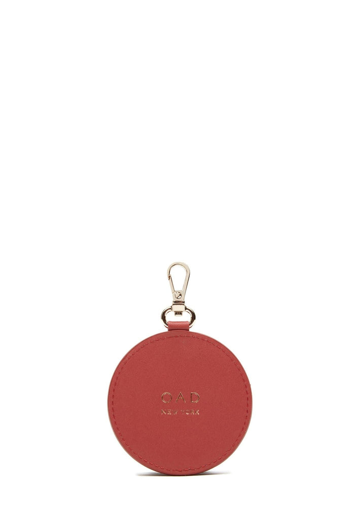 Mirror Keychain - Rosewood - OAD NEW YORK