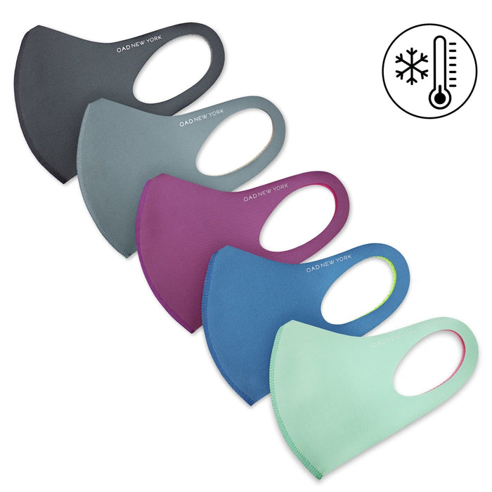 OAD 5X CoolAir Masks - Colors - OAD NEW YORK