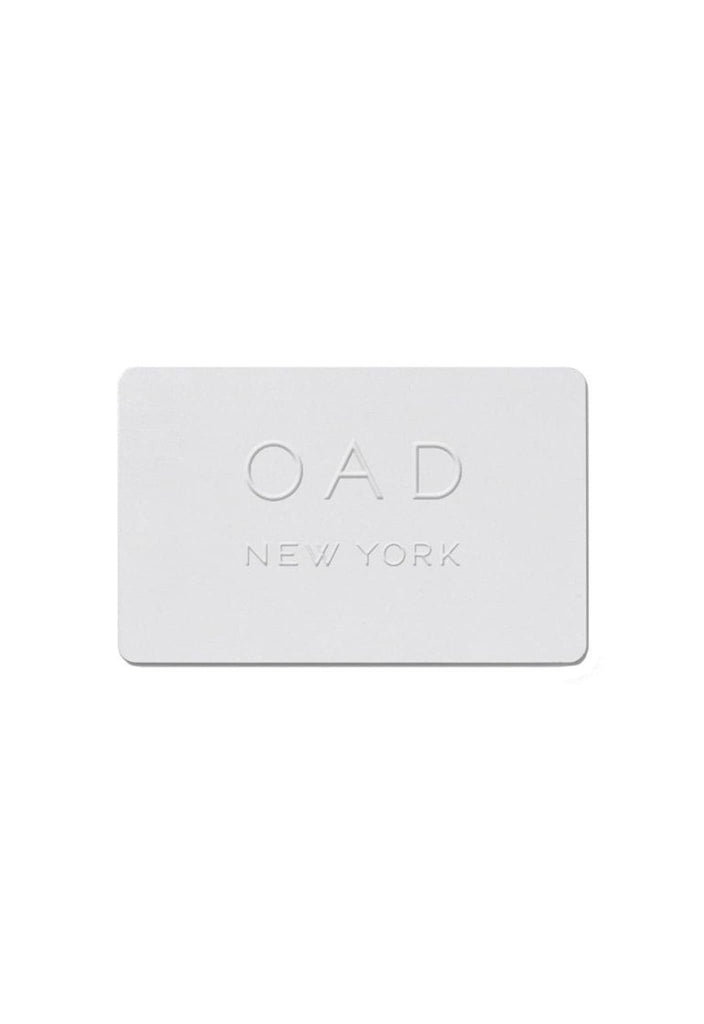 OAD Gift Card $150 - OAD NEW YORK