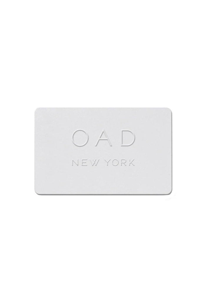 OAD Gift Card $250 - OAD NEW YORK