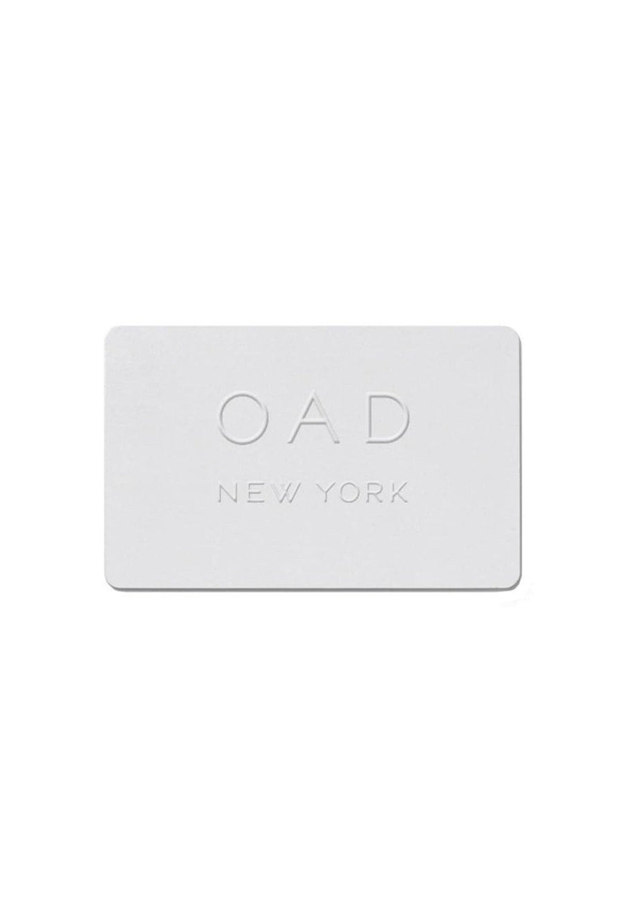 OAD Gift Card $50 - OAD NEW YORK