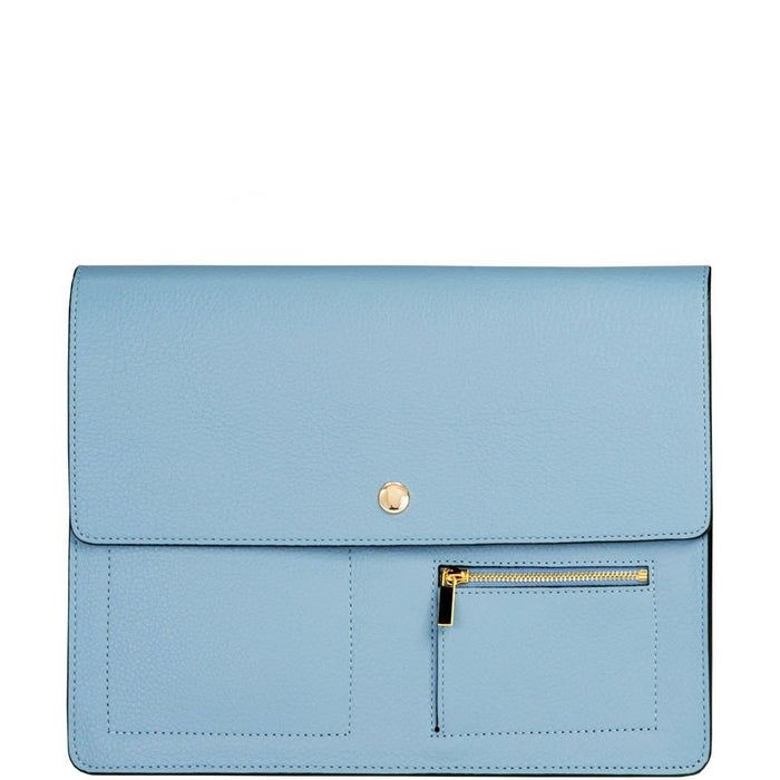 Messenger Courier - Powder Blue - OAD NEW YORK