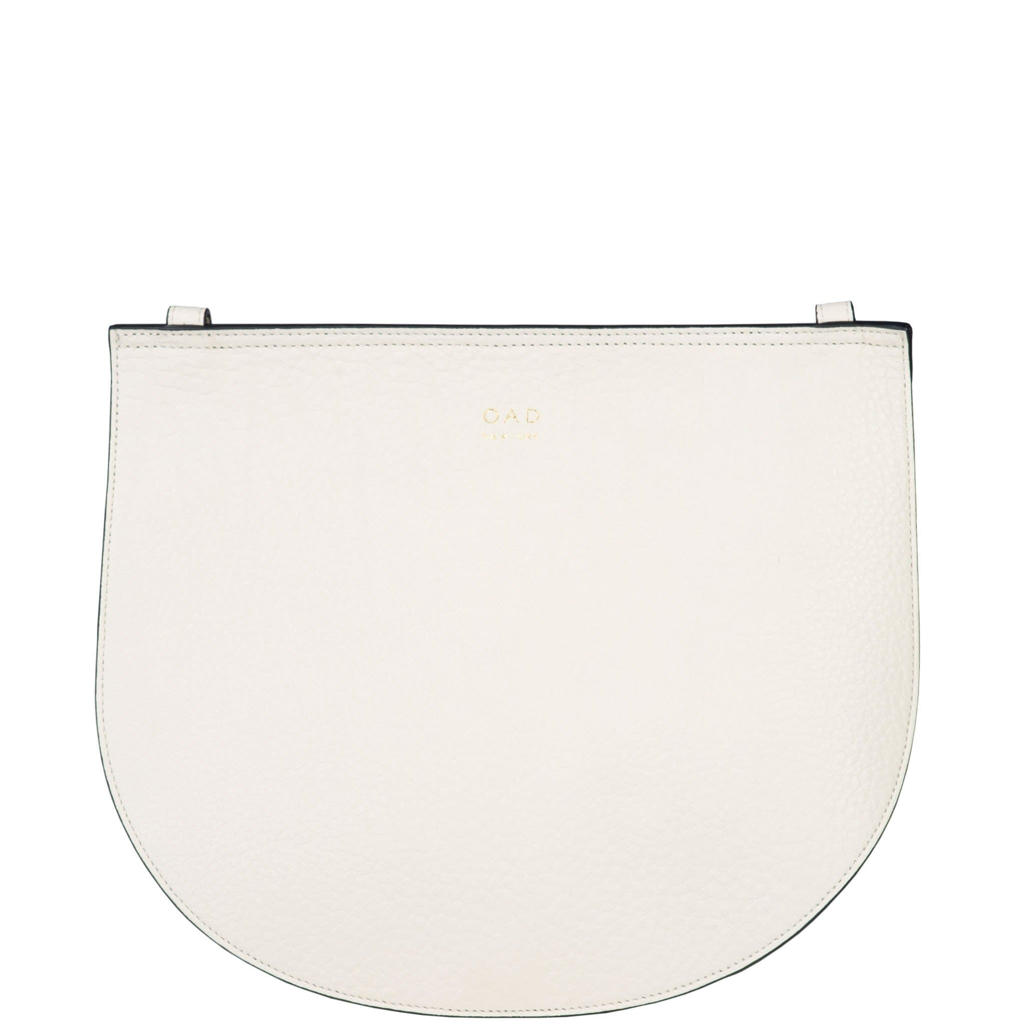 Saddle Courier - Soft White - OAD NEW YORK - 1