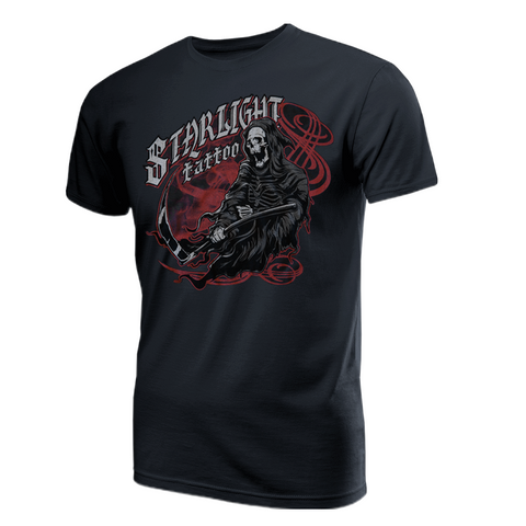 Starlight Tattoo Reaper Tee