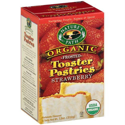 Nature's Path Frosted Strawberry Toaster Pastry (12x11 Oz)