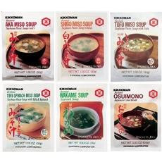 Kikkoman Instant Soup Value Packmiso-tofu Soup (12x1.05oz)