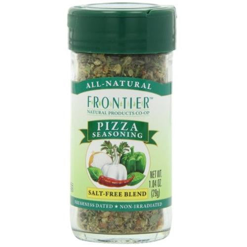 Frontier Natural  Pizza Seasoning (1x1.04oz)