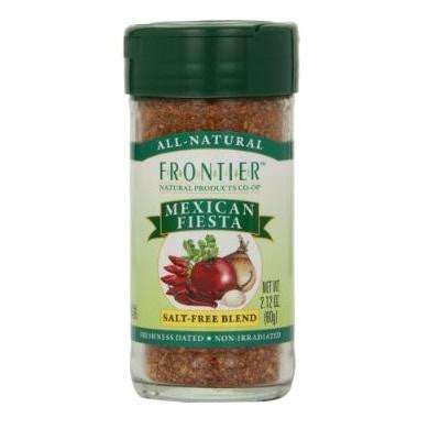 Frontier Natural  Mexican Fiesta Intern (1x2.12oz)