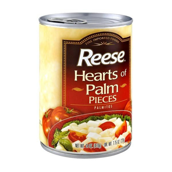 Reese Hearts Of Palm Sliced (6x14oz)