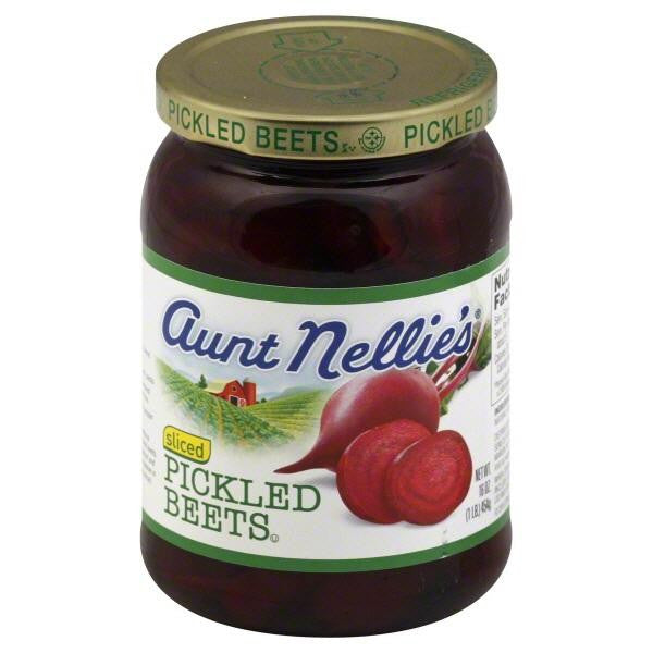 Aunt Nellies Sliced Beets (1x16oz)
