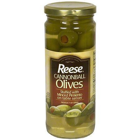 Reese Stf Cannonball Olive (1x6oz)