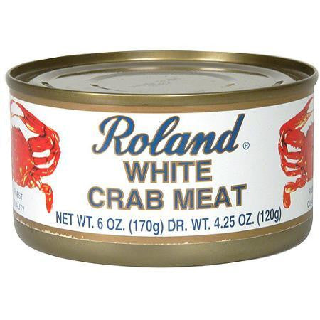 Roland White Crabmeat (1x6oz)