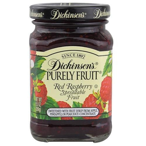 Dickinson Purely Fruit Red Raspberry (6x9.5oz)