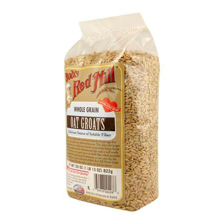 Bob's Red Mill Oats Whole Groats (4x29oz )