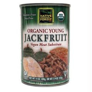 Native Forest Young Jackfruit (6x14 Oz)