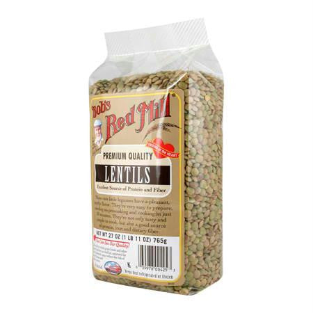 Bob's Red Mill Lentils (4x27oz )