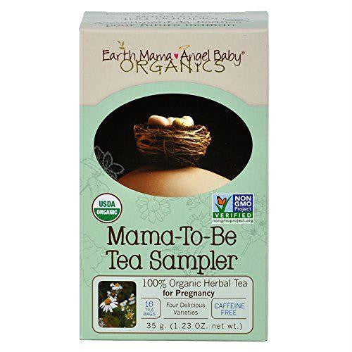 Earth Mama Angel Baby Organics Tea Sampler (1x16 Bag )