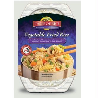 Taste Of Rice Vegetable Fried Rice (6x8.8 Oz)