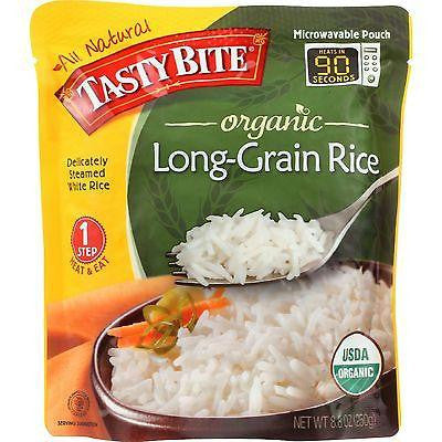 Tasty Bite Long Grain Rice  (6x8.8 Oz)