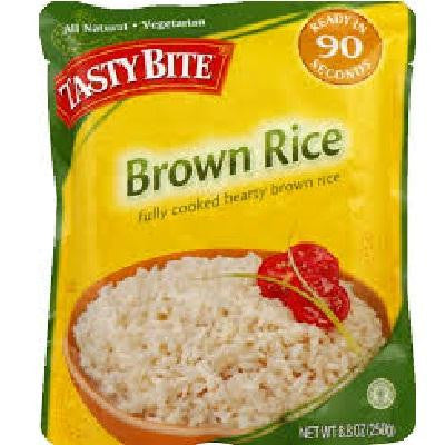 Tasty Bite Brown Rice (6x8.8oz )