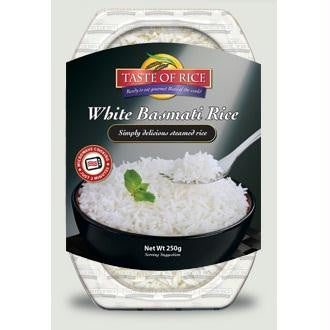 Taste Of Rice White Basmati Rice (6x8.8 Oz)