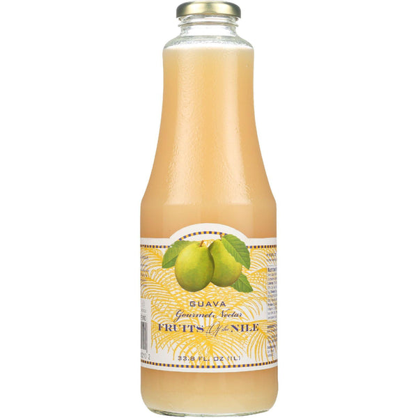 Fruit Of The Nile Nectar  Guava  33.8 Oz  1 Each