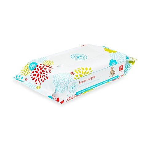 The Honest Company Honest Wipes  Unscented  Baby  72 Wipes