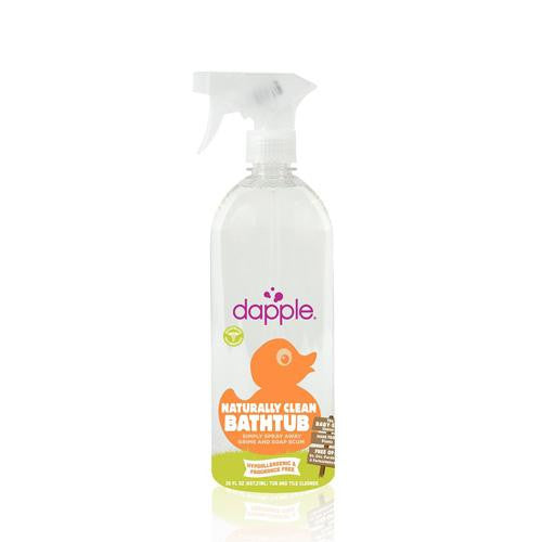 Dapple Tub And Tile Cleaner Spray Fragrance Free (30 Fl Oz)