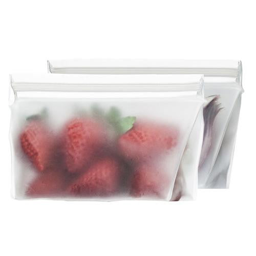 Blue Avocado Volume Zip Bag 1 Cup Translucent (1x2 Count)