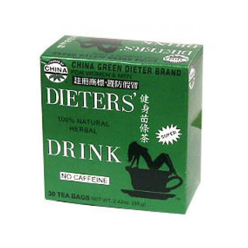 Uncle Lee's Tea Dieters Tea For Weight Loss 12 Bag