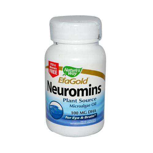 Nature's Way Efagold Neuromins (60 Softgels)