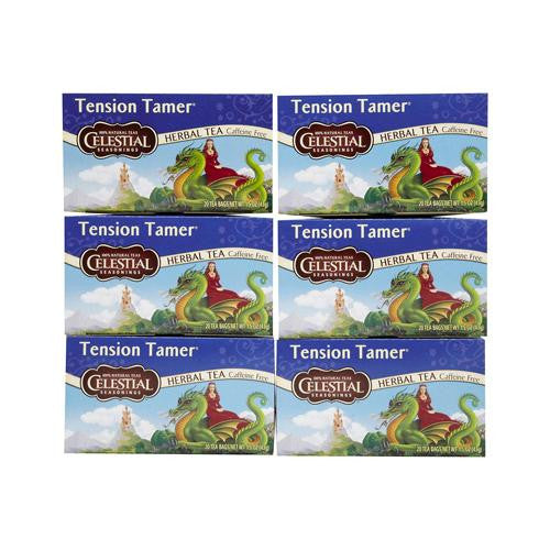 Celestial Seasonings Tension Tamer Herb Tea (1x20 Bag)