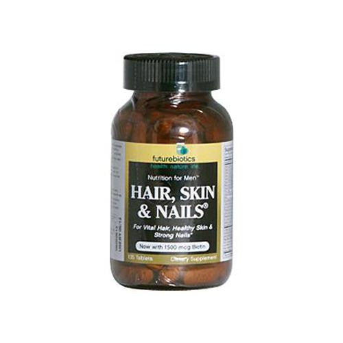 Futurebiotics Hair Skin And Nails For Men (1x135 Tablets)