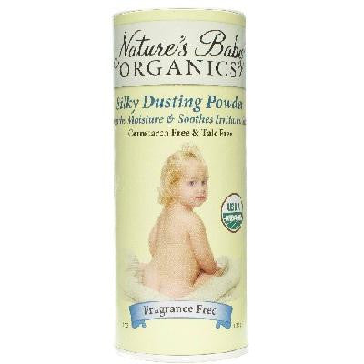 Nature's Baby Organics Powder Canister (1x4oz )