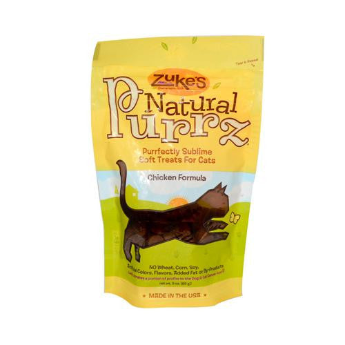 Zuke's Natural Purrz Chicken (1x3oz)