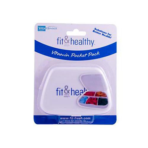 Fit And Healthy Vitaminder Vitamin Pocket Pack (1 Case)