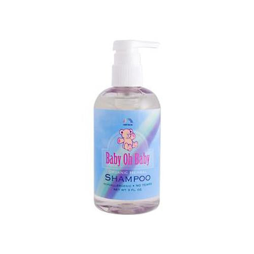 Rainbow Research Baby Oh Baby Organic Herbal Shampoo (8 Fl Oz)