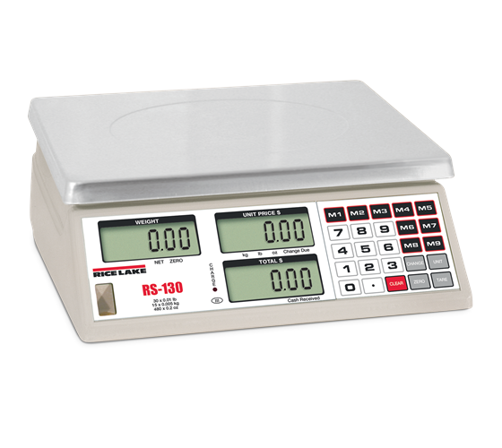 Scale, Price Computing (Non-Printing) RS-130