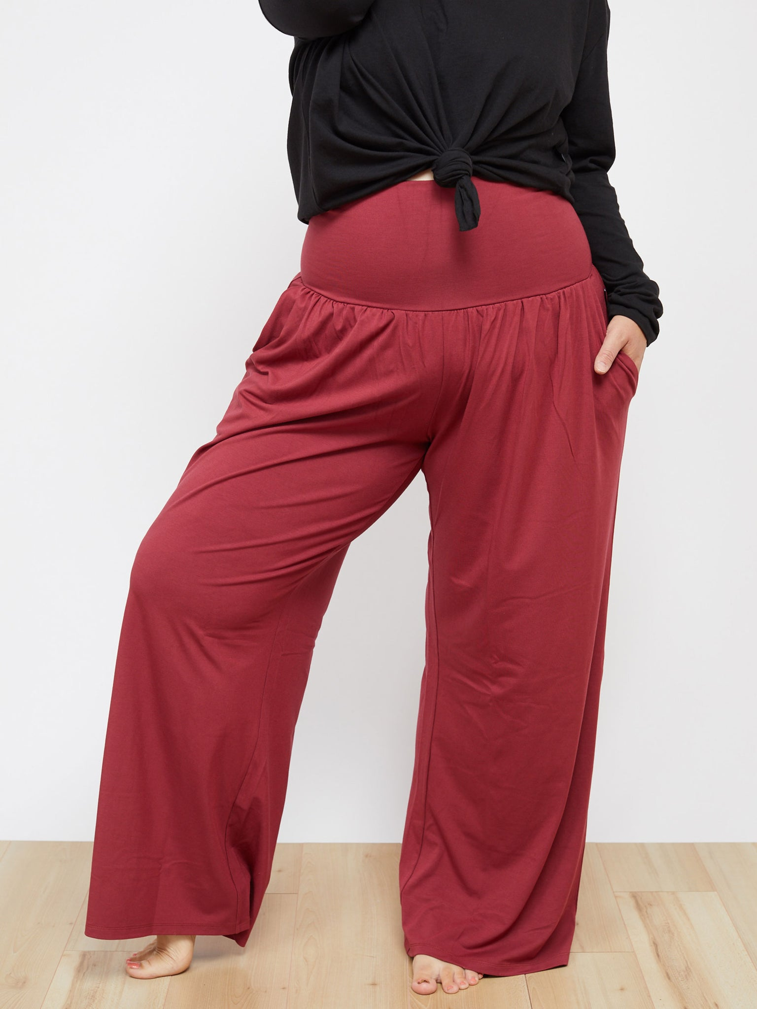 BERRY FRIDAY PANT
