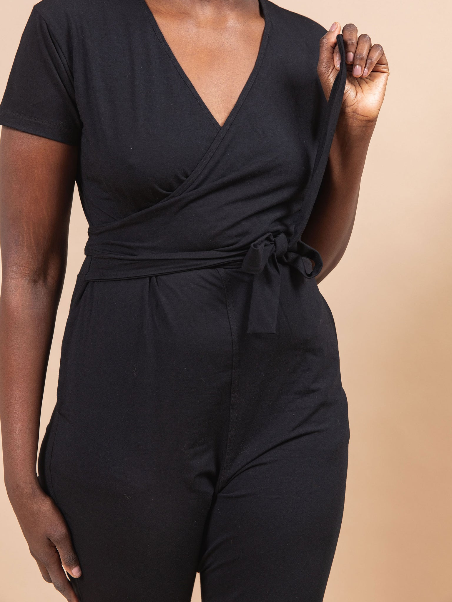 BLACK BRYANT JUMPSUIT