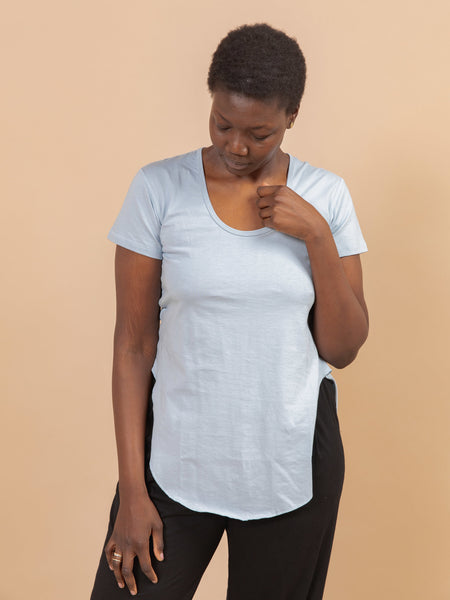 DOVE BLUE JAIMEE TEE